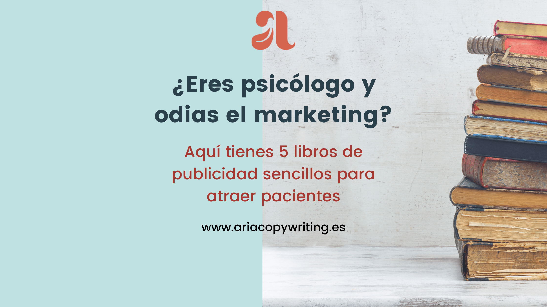 5 libros de marketing para psicologos