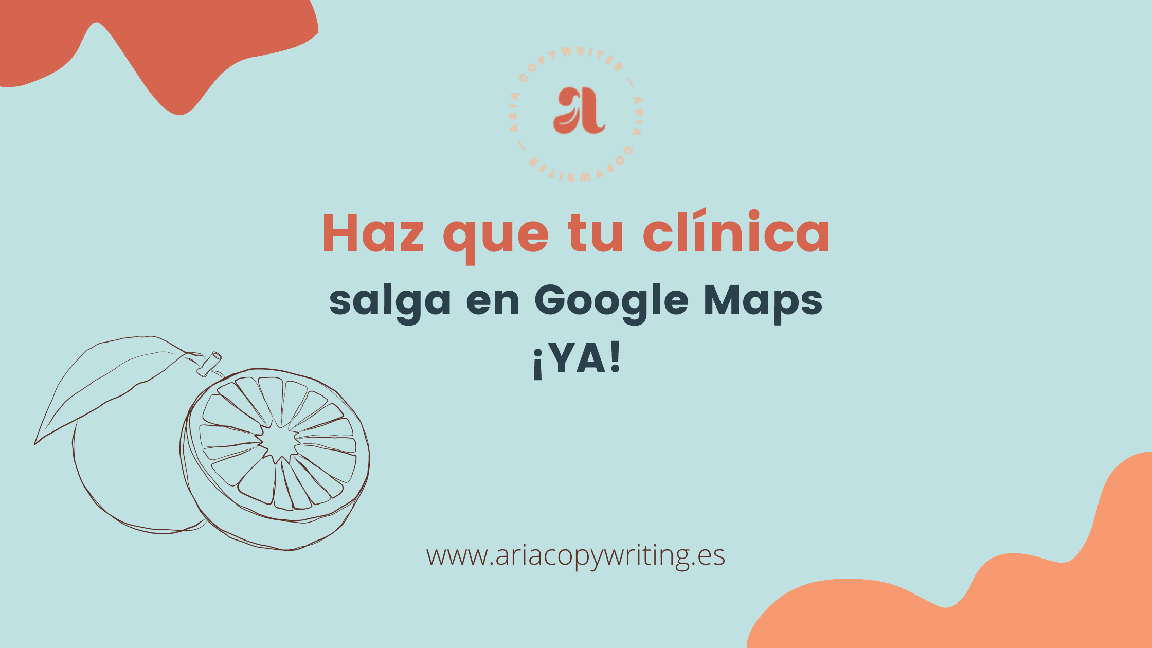 Como aparecer en Google Maps con tu clinica de psicologia