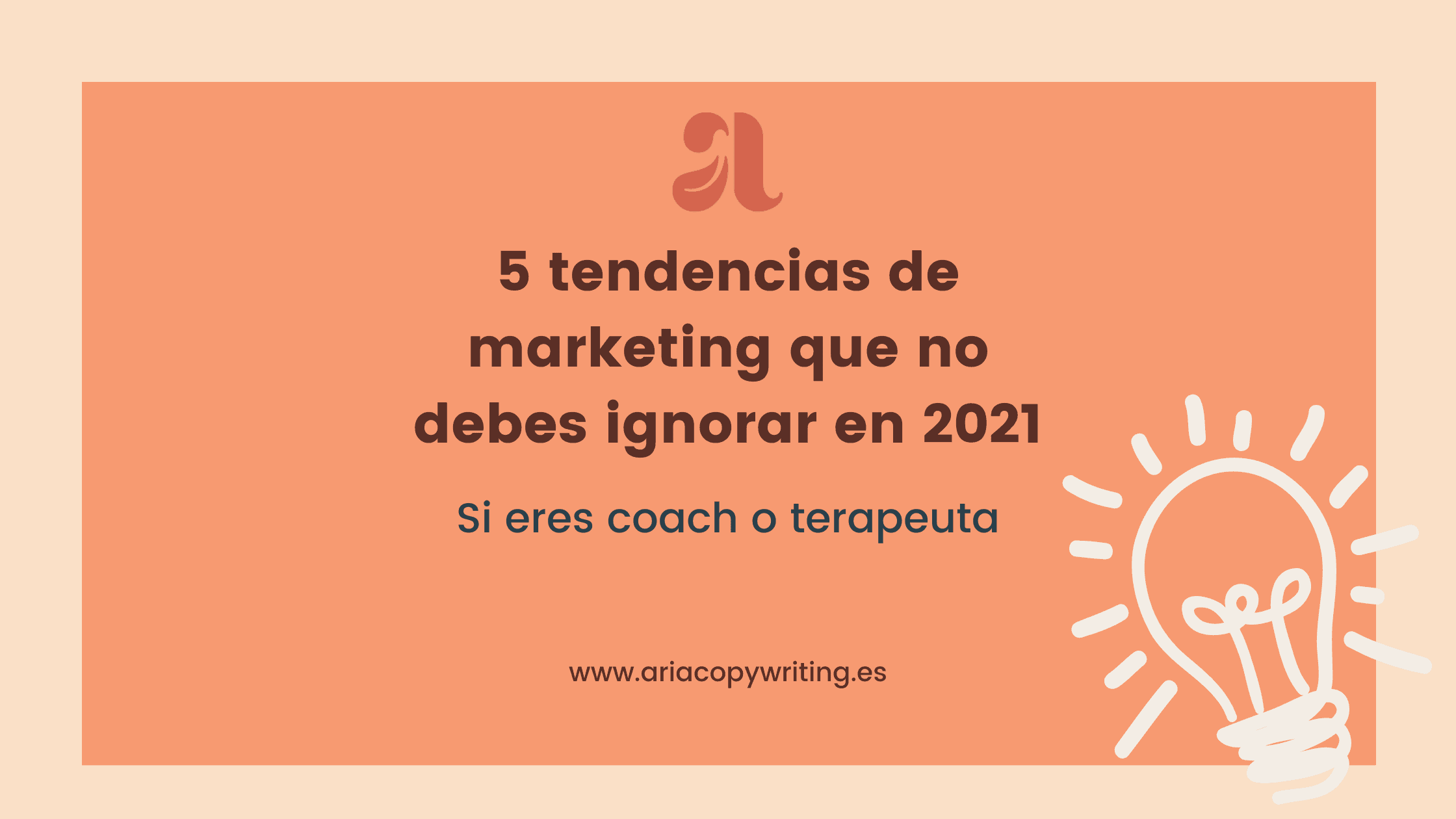 5 tendencias de marketing para coaches en 2021